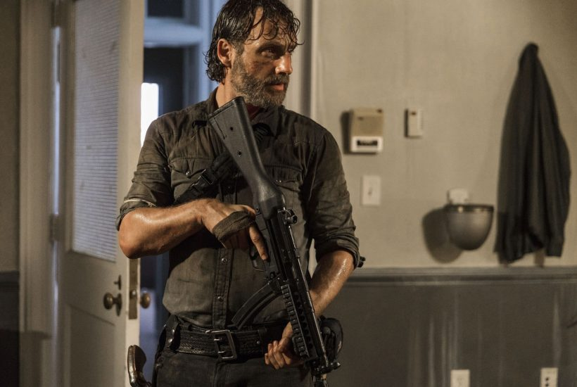 'The Walking Dead' Tag!