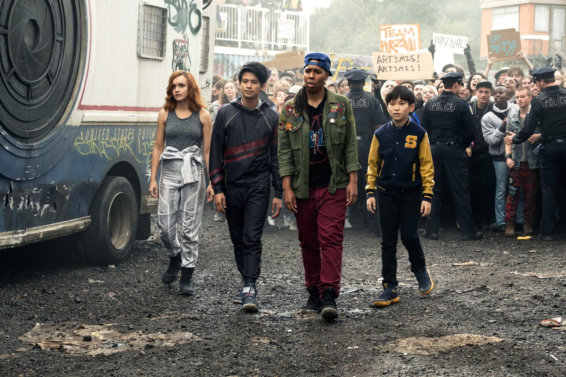 Ready Player One cast