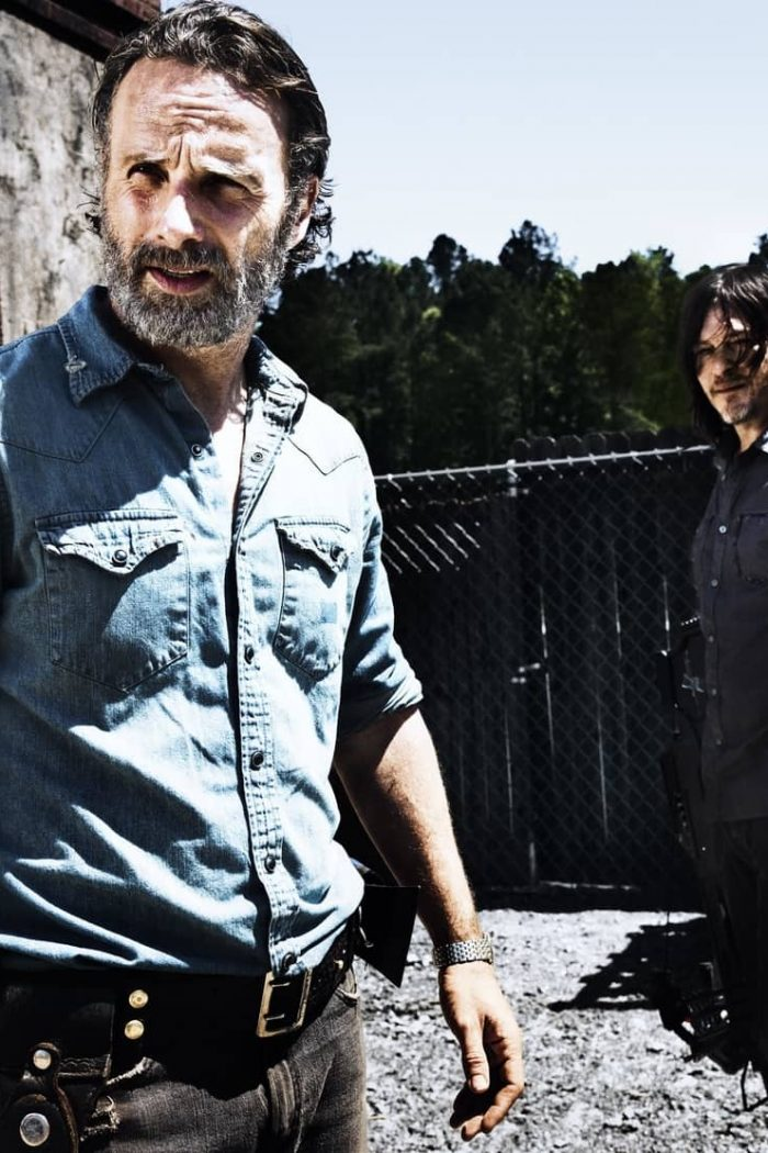 The 10 most shocking deaths on The Walking Dead