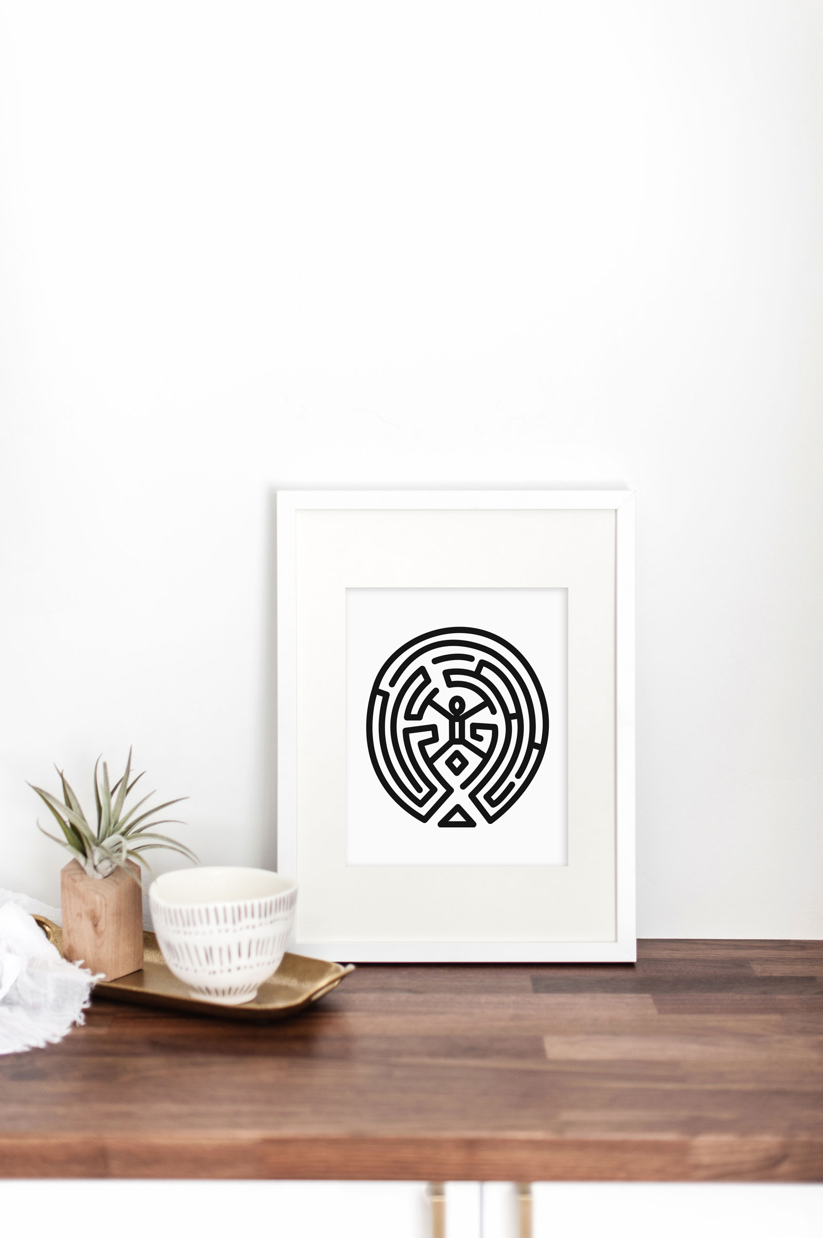 Westworld inspired home decor