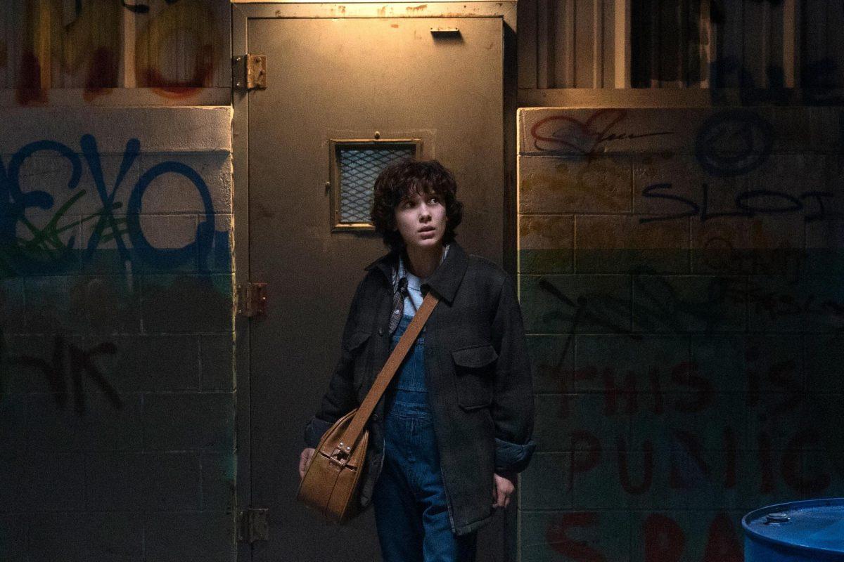Stranger Things 2 - Eleven