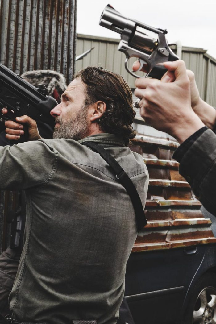 The 5 best moments from 'The Walking Dead' season 8 premiere