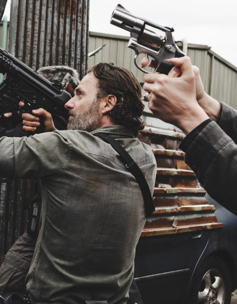 The best moments from TWD 801
