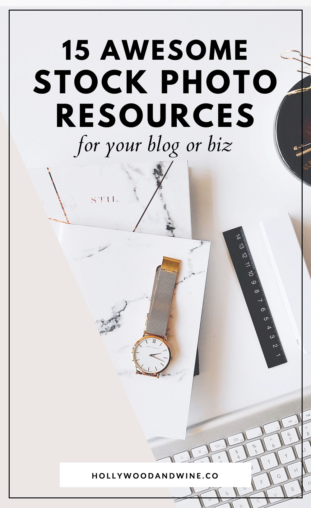 Stock photo resources for your blog or biz