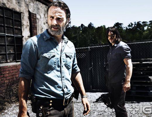 The Walking Dead - Rick & Daryl