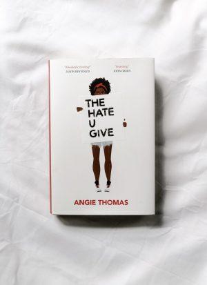 'The Hate U Give' Book