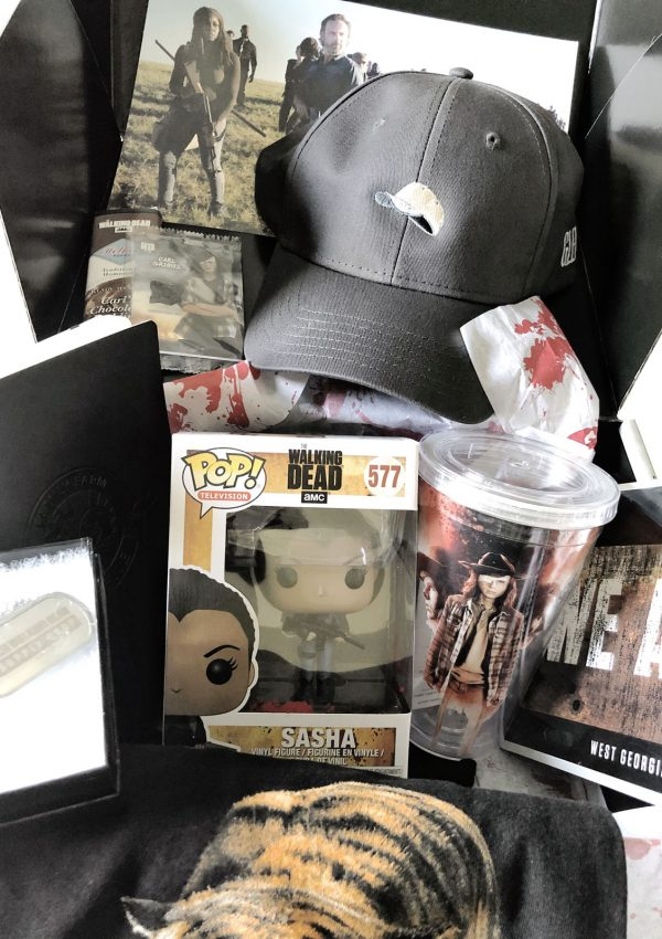 TWD Supply Drop April 2018