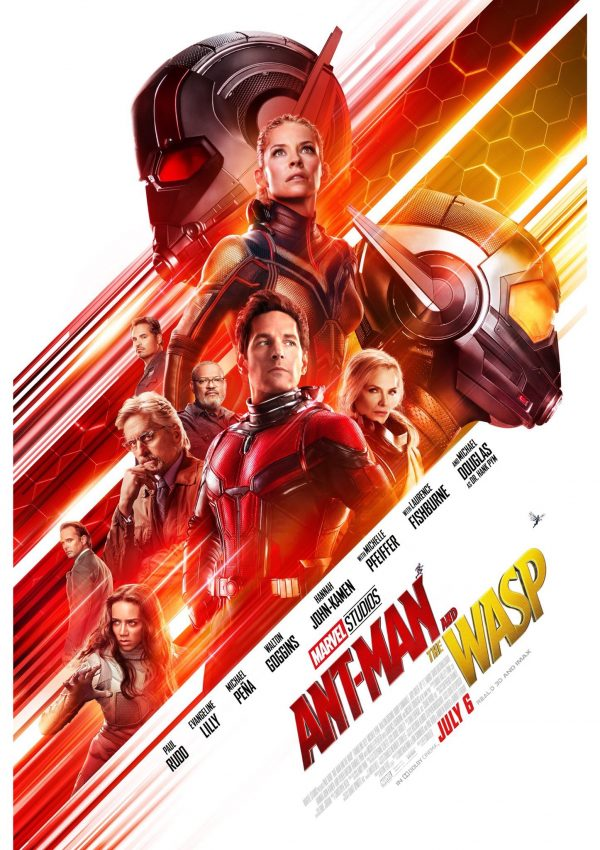 'Ant-Man and the Wasp' Poster + New Trailer