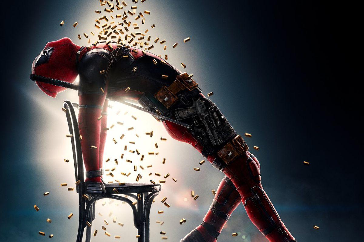 Deadpool 2 Flashdance