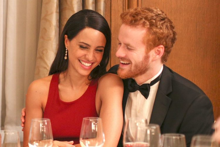 Marry and Meghan: A Royal Romance - Lifetime movie
