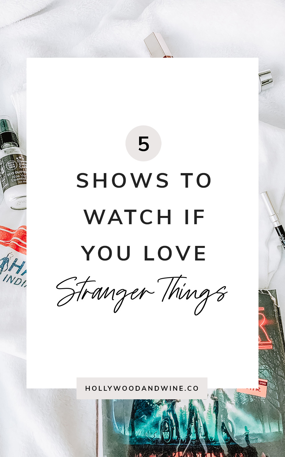 Shows to watch if you like Stranger Things