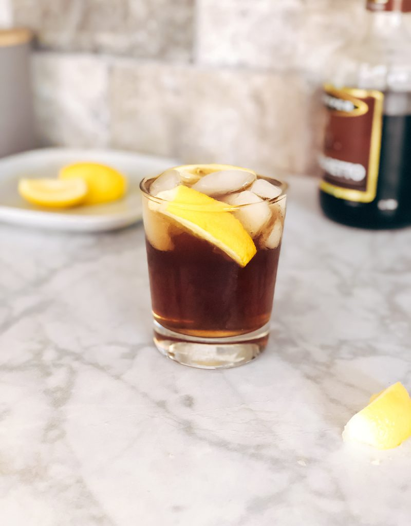 Sharp Objects Amaretto Sour