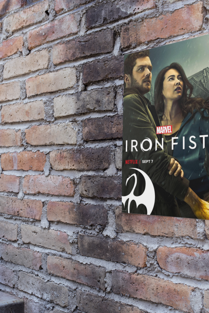 Marvel's Iron Fist Season 2 Trailer + Poster!