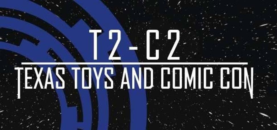 Texas Toys and Comic Con