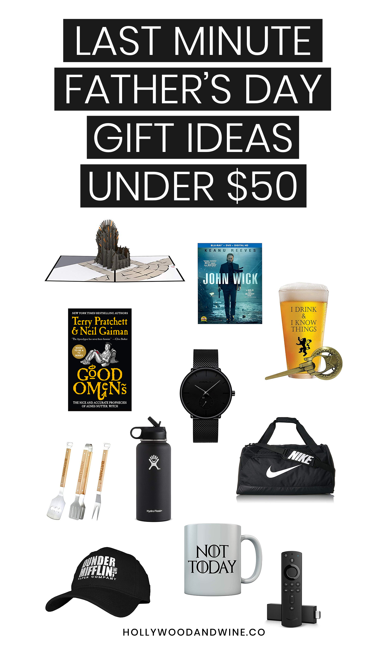 fathers day gifts under 50