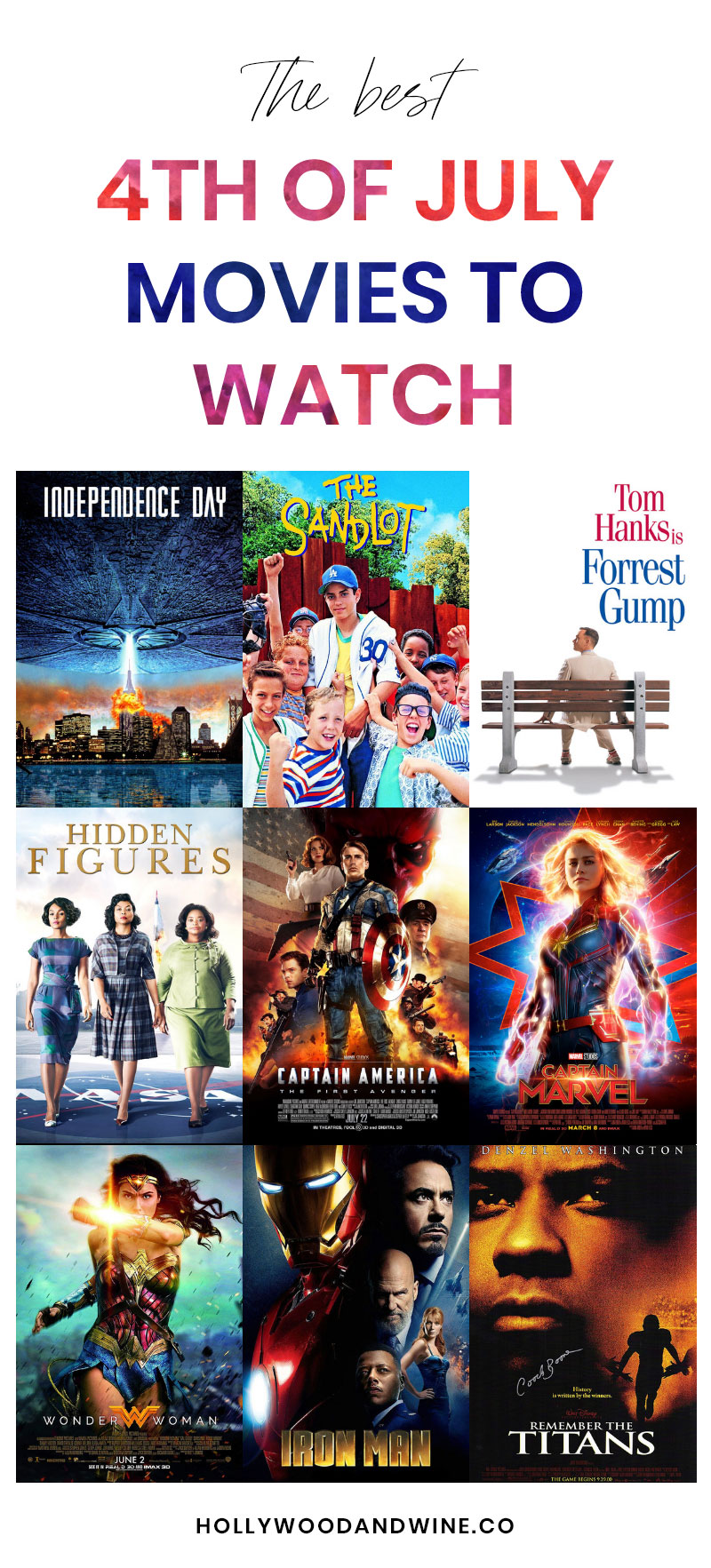 The best 4th of July movies to watch this year