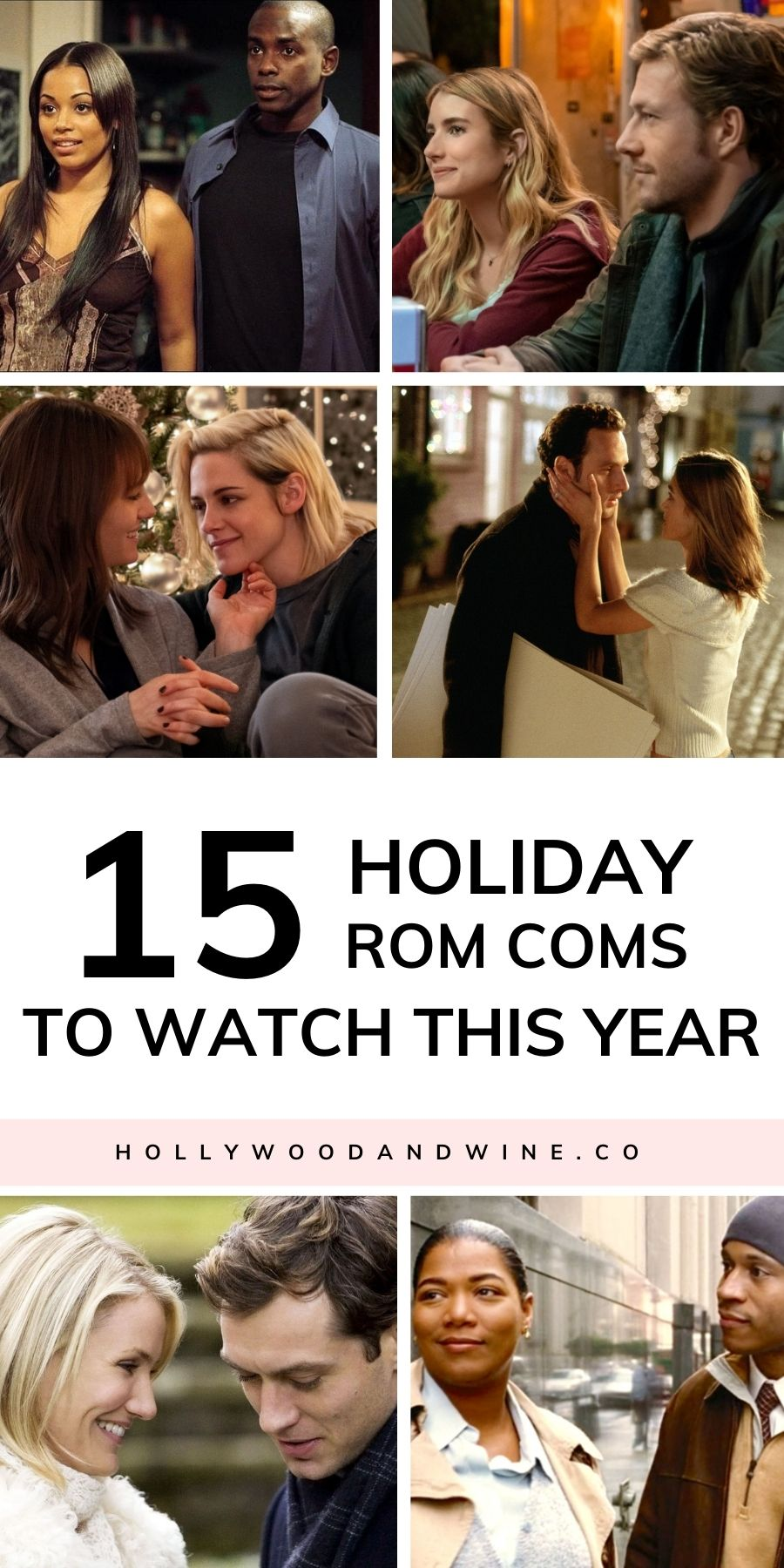 15 Christmas rom coms to watch this year